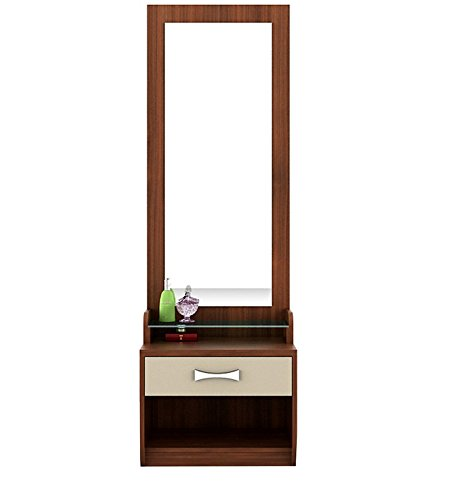 big sale 44b3e ee26d Natraj Office Furniture Dressing Table (Acacia Dark)