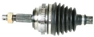 CV Axle Shaft-Drive Axle Front Right Cardone 66-3173