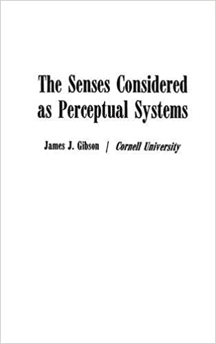 The Senses Considered As Perceptual Systems Gibson Pdf Viewer