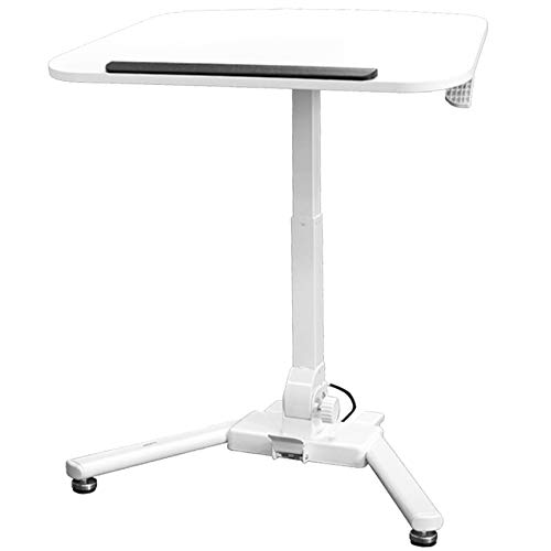 NavePoint Height Adjustable Folding Compact Mobile Laptop Desk Portable Workstation by NavePoint (Image #5)