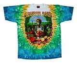 Liquid Blue Men's Grateful Dead Let It Grow Short Sleeve T-Shirt,Multi,XX-Large