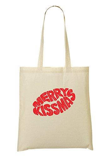 À Sac Provisions Fourre Christmas Sac Kissmas Tout Merry nYqvwREE