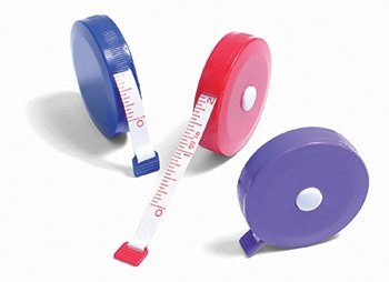 Cloth tape tape tape measure, Sold as 1 Each by BAUMGARTENS INC B00CI5TB8C | Ideales Geschenk für alle Gelegenheiten