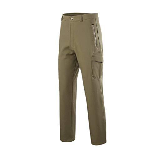 De Randonnée Hommes Armeegrün Coton Loisirs Cargo Velours Pour Militaire Pantalon Pantalons En Chaud D'extérieur D'hiver EAq4SEw