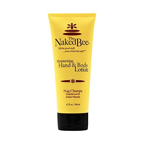 The Naked Bee Nag Champa Moisturizing Hand & Body Lotion 6.7 oz ()