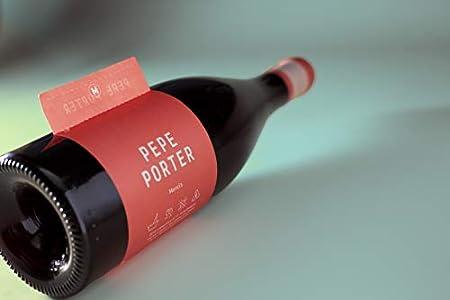PEPE PORTER Vino tinto mencía D.O Monterrei - Pack 6 botellas x 75 cl
