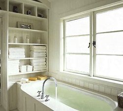 Frosted White Privacy Window Film