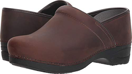 Dansko XP 2.0 Mens Clog, Brown Oiled, 43 M EU (9.5-10 US) ()