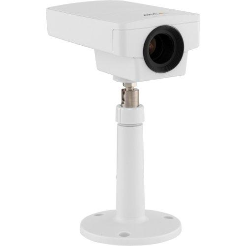 Axis M1145 Network Camera - Network Cctv Camera - Color ( Day&Night ) - 1920 X 1080 - Auto Iris - Vari-Focal - 10/100 - Mjpeg, H.264 - Poe