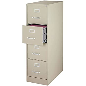 Amazoncom Deep Commercial Drawer Letter Size High Side - File cabinet size
