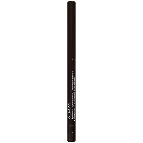 Almay Eyeliner Pencil, Black Brown [206], 1 Count