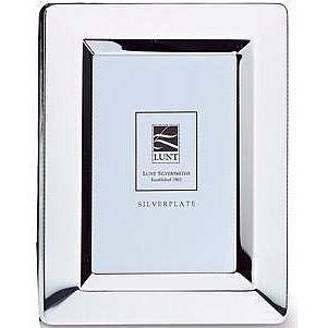Beautiful BEVELED BORDER silver by Lunt Silversmiths - 5x7 [Camera]