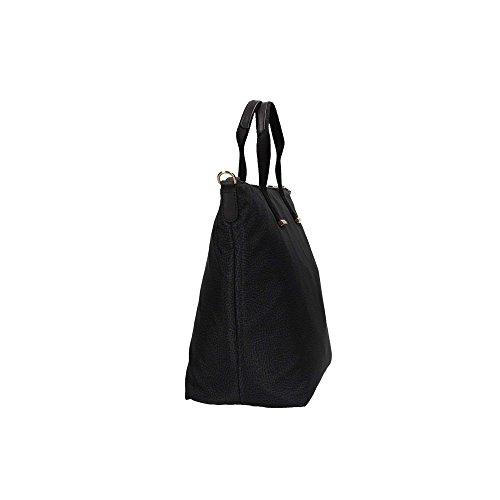 Borbonese 934220296 Shopping Bag Mujer NEGRO