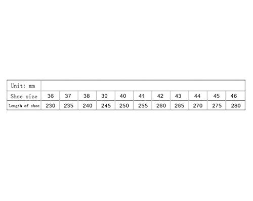 De Baskets 40 Antidérapante Zyfa Taille Sport Absorption C Chocs En Sauvages B Plat Fond Randonnée Daim couleur Lacets Avec Souliers À Des Chaussures Ewqwf1W8