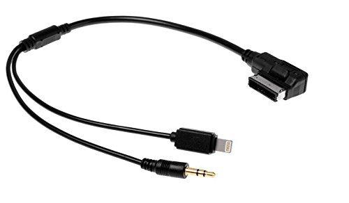 1 opinioni per AMI MDI MMI Audi Volkswagen Audio MP3 music interface Lightning Adapter for