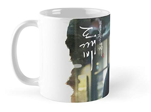 Grim Reaper Goblin Guardian Mug - 11oz - Made from Ceramic - Best gift for family -