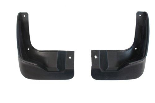 HYUNDAI Genuine Accessories 08460-2L001 Black Front Splash Guard Elantra Touring
