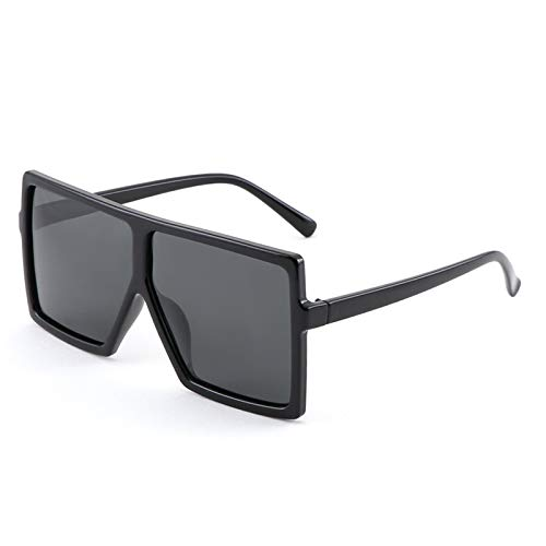 GUGU Gafas de Sol Redondas Retro Estilo Gafas de Sol de ...