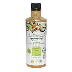 Health Potion Organic Fruit and Vegetable Cle...