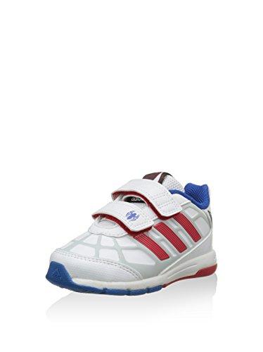 man Blanco Dy azul rojo 19 I Cf Zapatillas Adidas Eu Spider tRSwZq