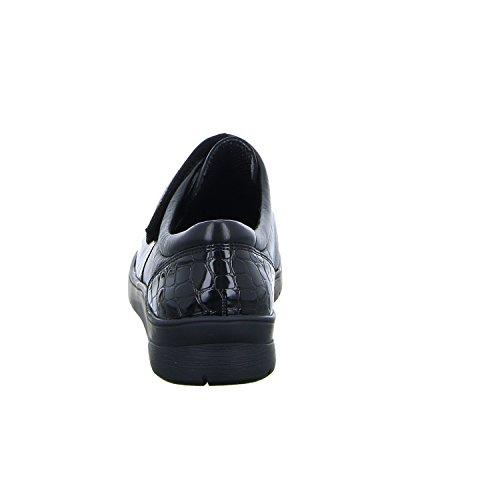 01 01 41070 Meran Ara Schwarz Mujeres Planos Schwarz Negro Zapatos Schwarz 12 q8z8pwvg