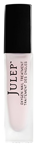 Julep Oxygen Nail Strengthening Treatment, Sheer Pink, 0.27 ounces - Nail Treatment Strengthener