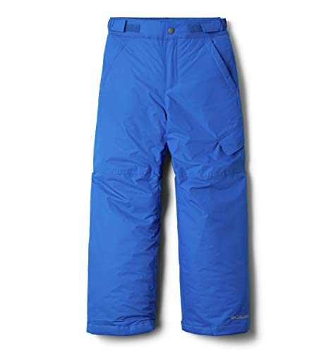 Columbia Boys' Kids Ice Slope II Pant, Super Blue, Small