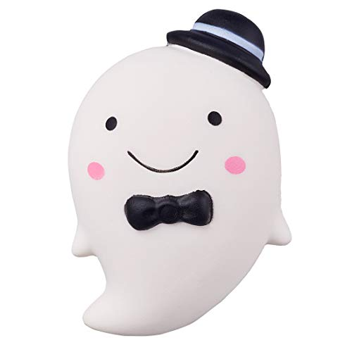 "NorSway 6.1"" Jumbo Ghost Squishy Kawaii Cream Scented Slow Rising Baby Toddler Stress Toys -"