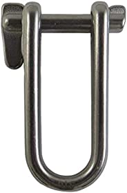 Stainless Steel 316 Key Pin Shackle Marine Grade