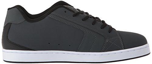 Black Sneaker Gray Dc 11 Low Shoes Net Men's Top X7qa06w
