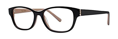 Vera Wang SHANDAE Black Eyeglasses Size53-15-140.00