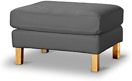 sofa ottoman cover footstool slipcover custom made various color