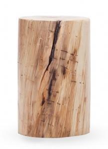 Tronco sgabello for Tronco albero arredamento