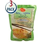 Sea Tangle - Kelp Noodles - 9 Packs - 12 oz. each