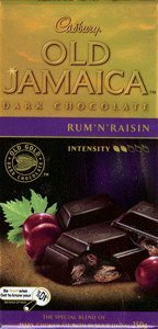 Cadbury Gold Jamaica Raisin 220g