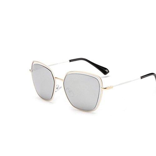 504cd370ba 80% OFF tocoss (TM) aleación mariposa oro rosa gafas de sol mujeres espejo marca  funda negro gafas para el ...