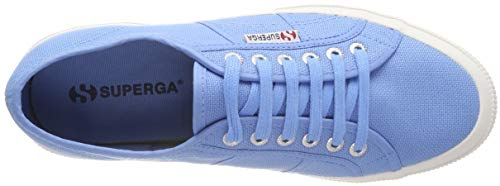 Superga Baskets Classic cotu Adulte Bleue 2750 Mixte 00t Basses Bleu azure x4xrtSCw