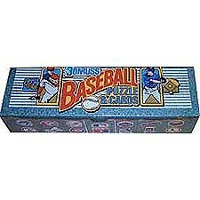 1989 Donruss Baseball Card Factory Sealed Set with Curt Schilling and Ken Gri...