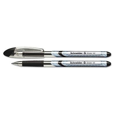 2 Pack - Schneider Slider Stick Medium Black 10/Box ''Product Category: Writing & Correction Supplies/Pens & Refills''