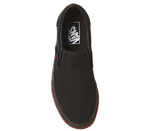 De Zapatillas Flame Authentic Deporte Wall U Vans Unisex Black twWSqAfF