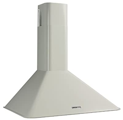 Broan RM503601 Elite Rangemaster Wall-Mounted Chimney Hood, 35-7/16-Inch, White