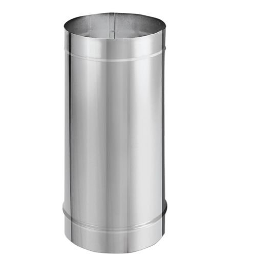 8 inch stainless steel stove pipe - 1