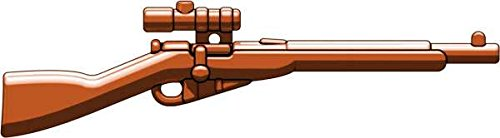 """BrickArms Weapons Mosin Nagant 2.5"""" [Brown] for sale  Delivered anywhere in USA"""
