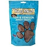Real Meat Fish and Venison Jerky Dog Treats, My Pet Supplies