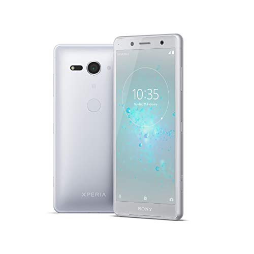 Sony Xperia XZ2 Compact Smartphone (H8314) GSM Unlocked - 64GB / Silver