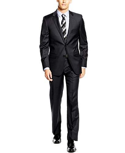- DKNY Men's Slim Fit 100% Wool Suit (40S/33W)