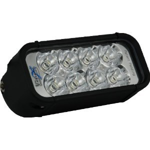 """Vision X XIL-81 XMITTER 6"""" Flood Beam LED Light Bar. Now With FREE Mounting Hardware and Factory Relay Harness. $49 Value"""