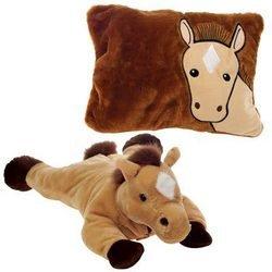 Fiesta Peek-a-Boo Plush 18'' Horse (Fiesta Plush)