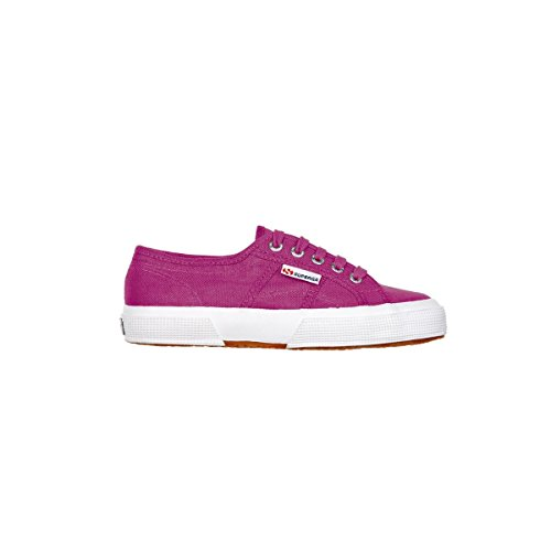 Superga 2750 LINU S001W30 - Zapatillas de tela para mujer Boysenberry