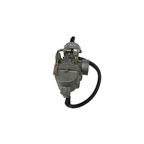 Aquiver Auto Parts New Carburetor for 49cc 50cc Regal Raptor DD50E